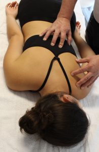 Spezifische Muskel- und Nervenmassage